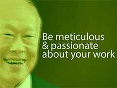 Lessons from Singapore's Founder : Tribute to Mr Lee Kuan Yew