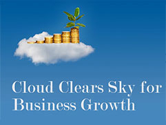 Cloud Clears the Sky for Business Growth