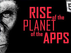 The rise of planet of Apps : HTML5