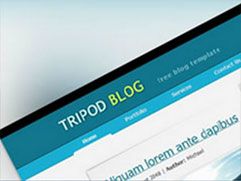 15 Free HTML templates for B2B companies