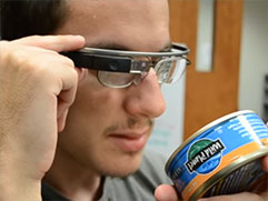 Google Glass Apps for blind and visually impaired