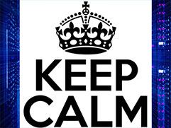Keep Calm : 3 steps to remain calm under pressure