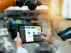 How mobile apps transforming manufacturing industry